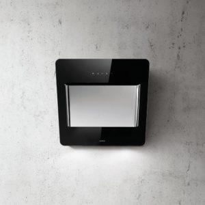 Õhupuhasti Elica BELT 55cm must klaas