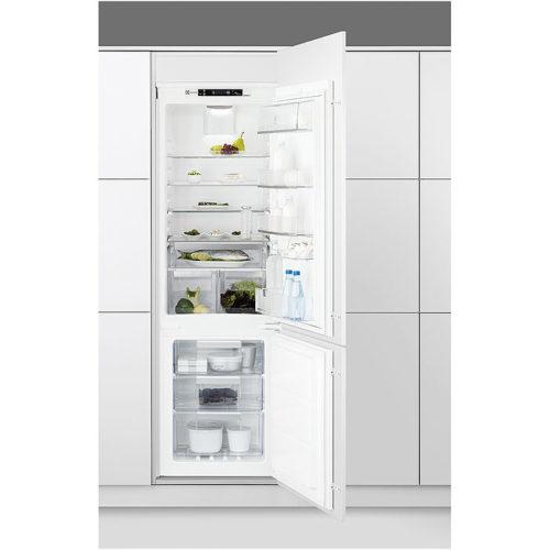 Integreeritav külmik Electrolux ENN2854COW jäävaba disain