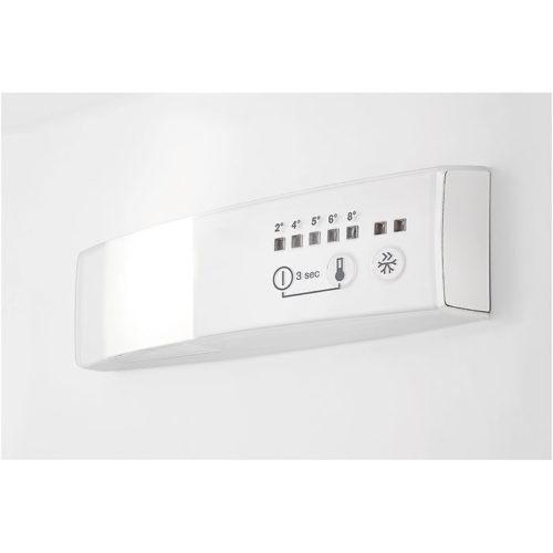 Integreeritav külmik Electrolux paneel