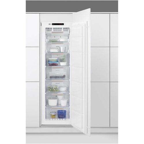 Integreeritav sügavkülmik Electrolux EUN2244AOW jäävaba disain