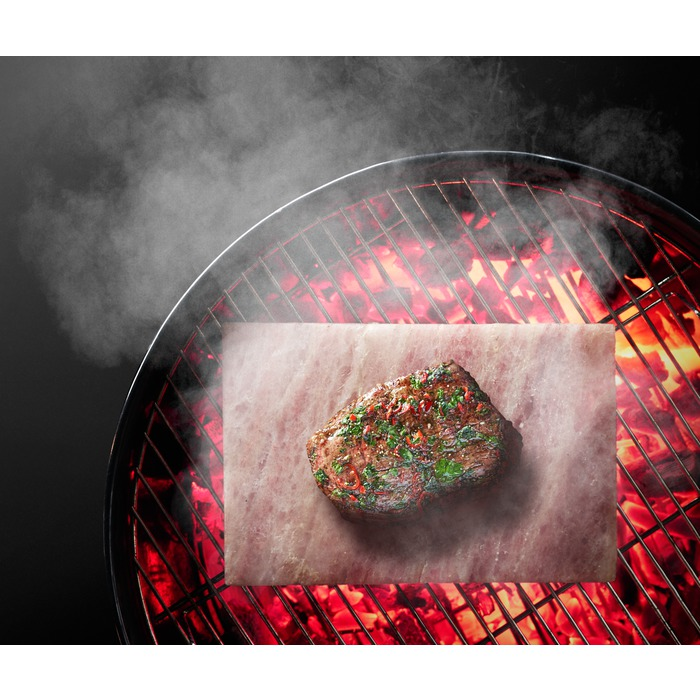 soolablokk grillil
