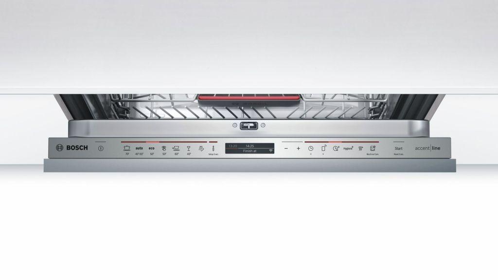 Integreeritav nõudepesumasin Bosch SBA67MD06E Door Open Assist paneel