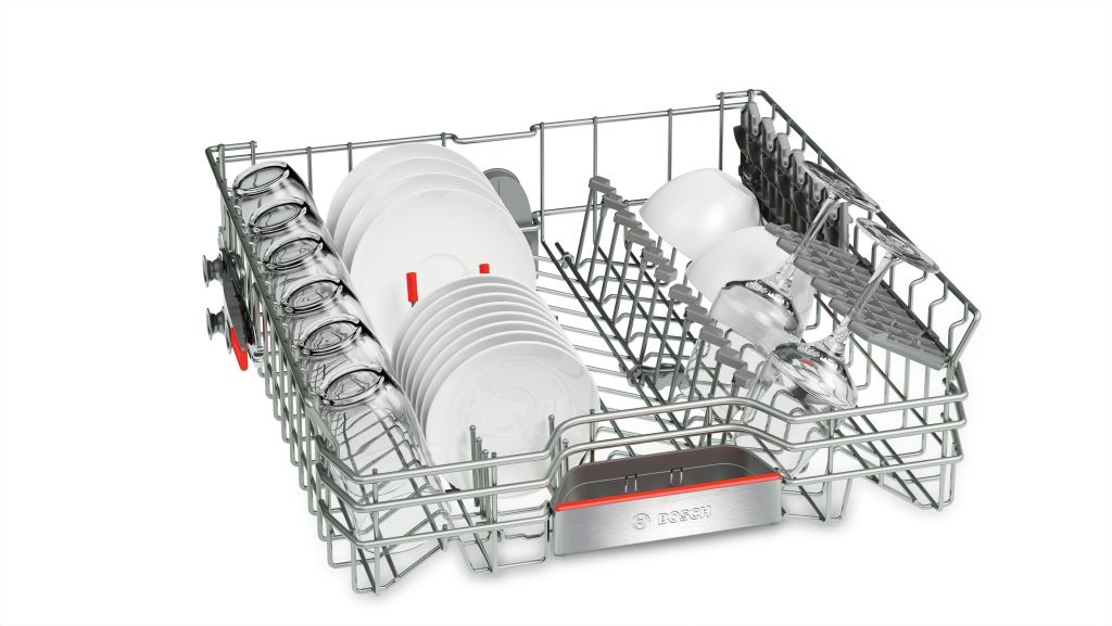 Integreeritav nõudepesumasin Bosch nõudekorv