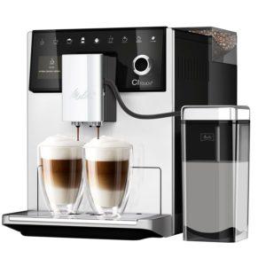 Kohvimasin Melitta CI Touch hõbedane