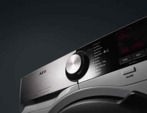 AEG-uus tase pesuhoolduses