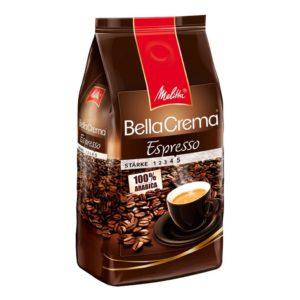 Kohvioad MELITTA BellaCreme Espresso 1kg