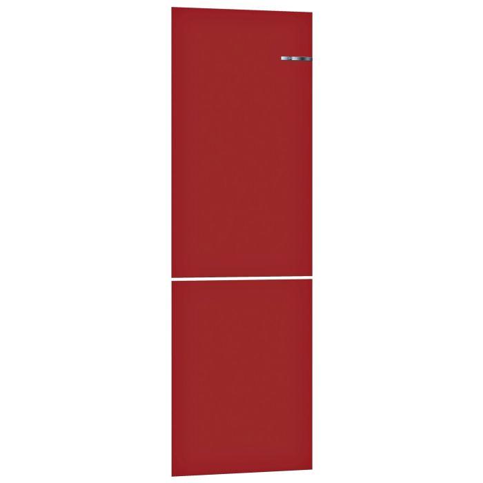 Vahetatav esipaneel külmikule Bosch kirsipunane KSZ1BVR00
