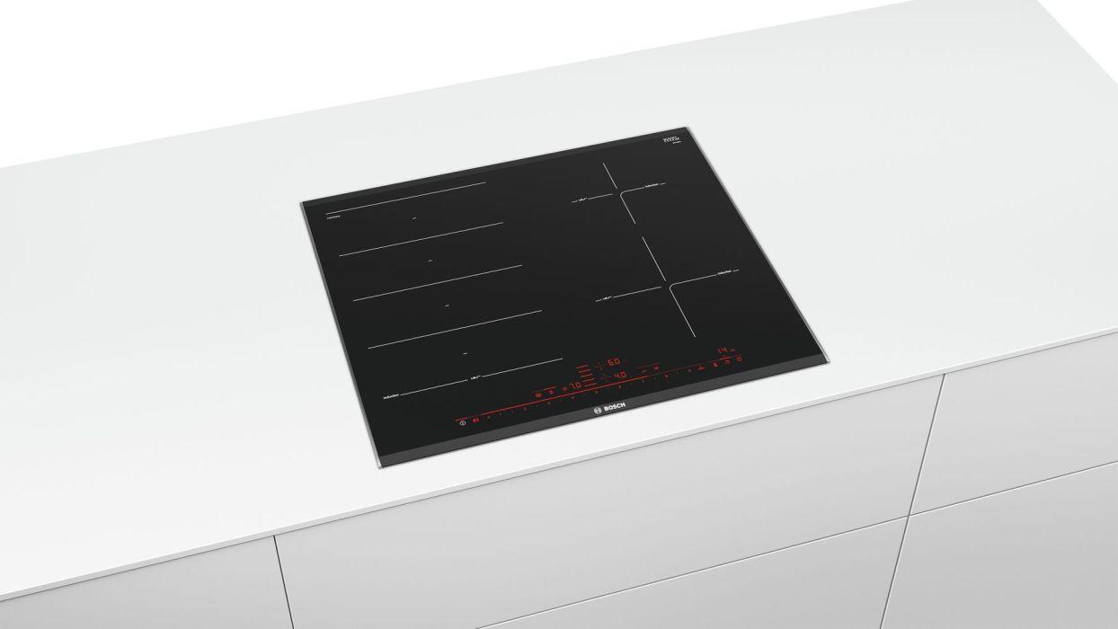 Induktsioonpliidiplaat Bosch PXE675DE4E FlexInduction PerfectCook Perfectfry