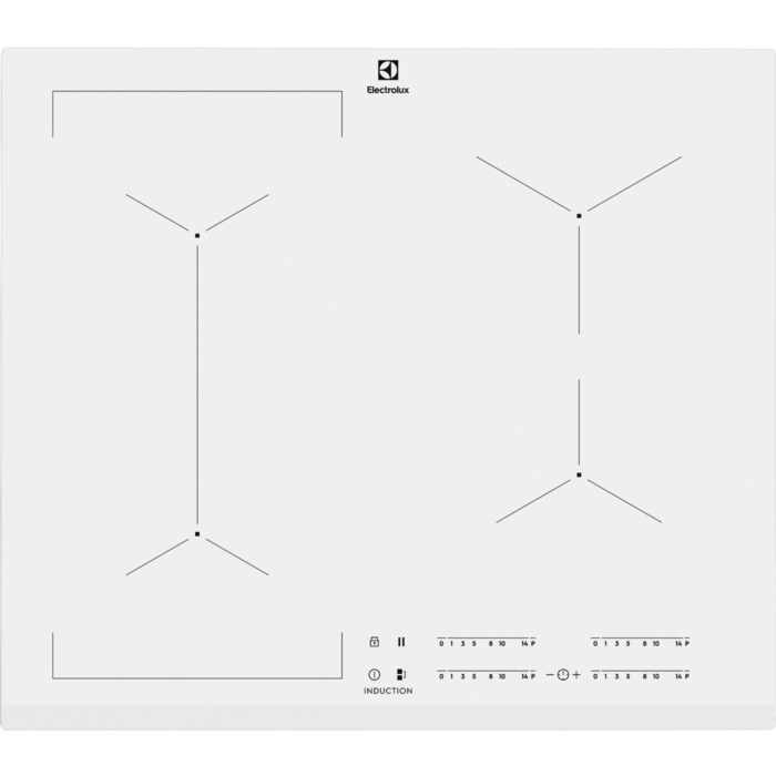 Induktsioonpliidiplaat Electrolux EIV63440BW