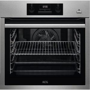 Integreeritav ahi AEG BES351110M PlusSteam
