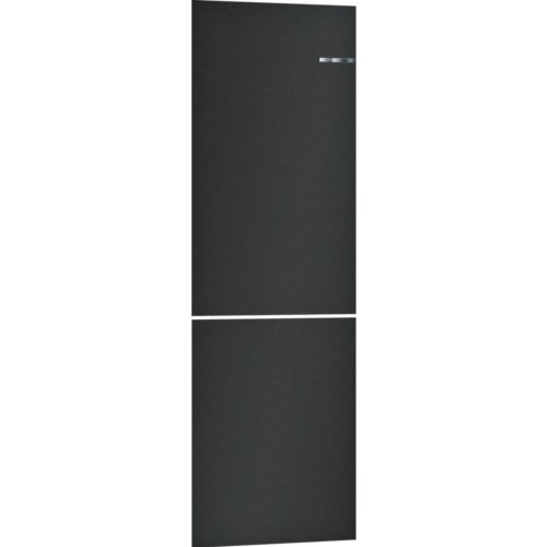 Vahetatav esipaneel külmikule Bosch matt must KSZ1BVZ00