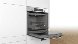 Integreeritav ahi Bosch HBG4575S0S EcoClean Direct