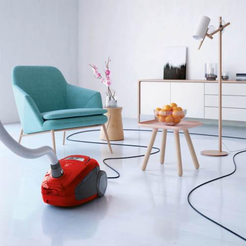 Electrolux vaikne tolmuimeja Silent Zen System™ EUS8ANIMAL