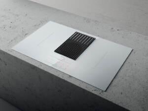 Elica õhupuhasti koos pliidiplaadiga NIKOLATESLA LIBRA WH/F/83 valge