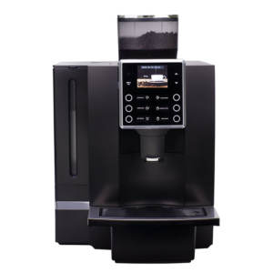 Kohvimasin automaatne Kaffit K90L kontorisse värvilise puutepaneeliga