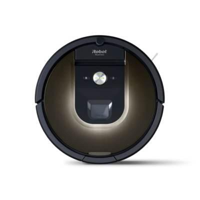 Robottolmuimeja iRobot Roomba 980 mobiilirakendusega