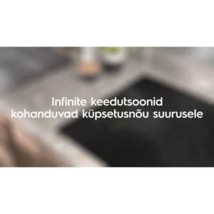 Electrolux Infinite suurust muutvad alad