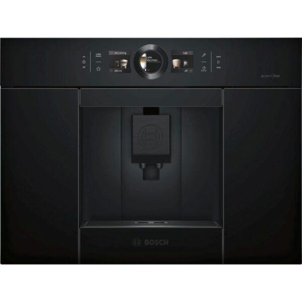 Integreeritav automaatne espressomasin Bosch CTL836EC6