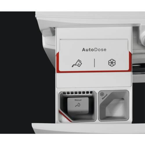 Pesumasin AutoDose ProSteam ja My AEG rakendusega L7FBE69SA