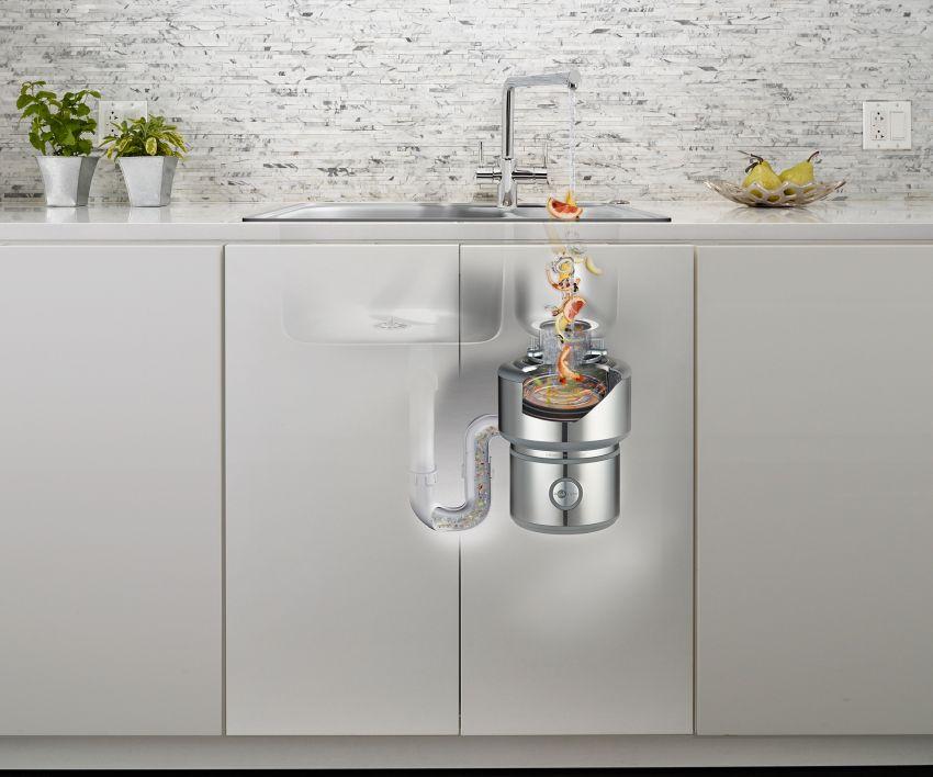 Köögihunt toidujäätmete purustaja Evolution 250 Erator
