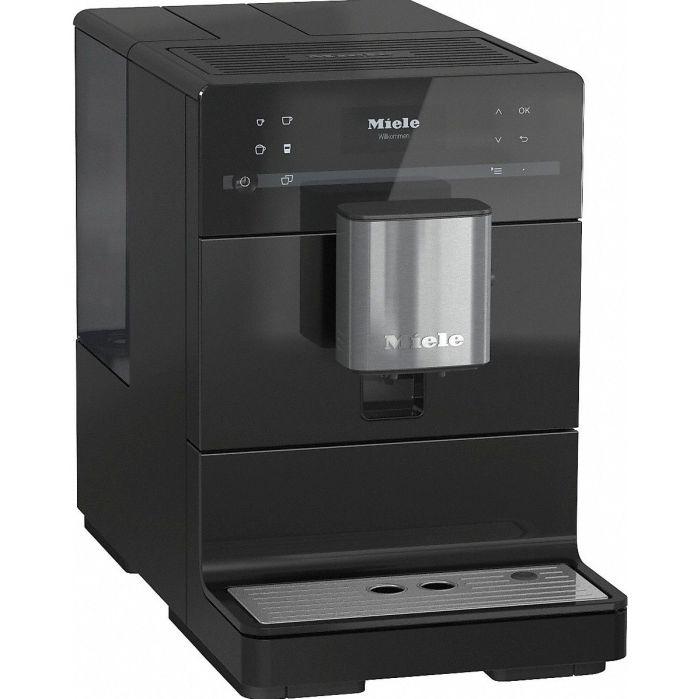Kohvimasin Espressomasin piimavahustiga Miele CM5300OBSW