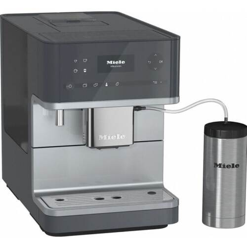 Kohvimasin Espressomasin piimavahustiga Miele CM6350GRGR
