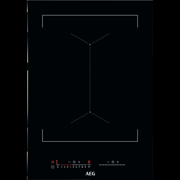Induktsioonpliidiplaat AEG IKE42640KB Crystal Line