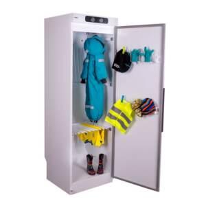 Kuivatuskapp riietele NIMO Easy Dryer 1900 extreme valge
