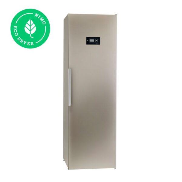 Kuivatuskapp riietele NIMO ECO Dryer 2.0 Titanium soojuspumbaga