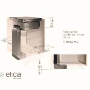 Ventilatsioonitorude komplekt KIT0167756 retsirkulatsioonisüsteemi jaoks