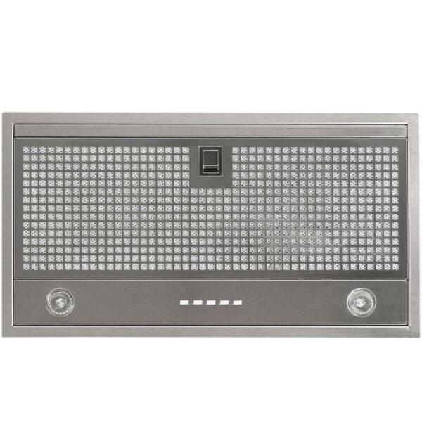 Integreeritav õhupuhasti Novy Essence 828 roostevaba