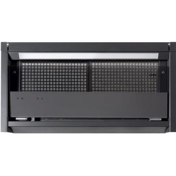 Integreeritav õhupuhasti Novy Fusion Pro 8710 antratsiit