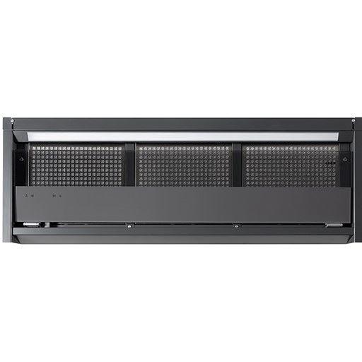 Integreeritav õhupuhasti Novy Fusion Pro 8740 antratsiit