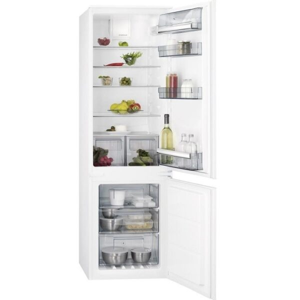 Integreeritav külmik AEG SCB618F6TS TwinTech® NoFrost