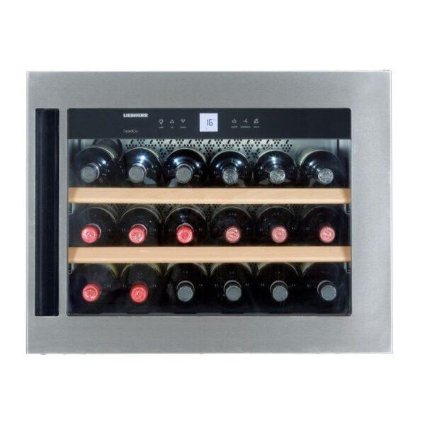 Integreeritav kompaktne veinikülmik Liebherr WKEes553 GrandCru