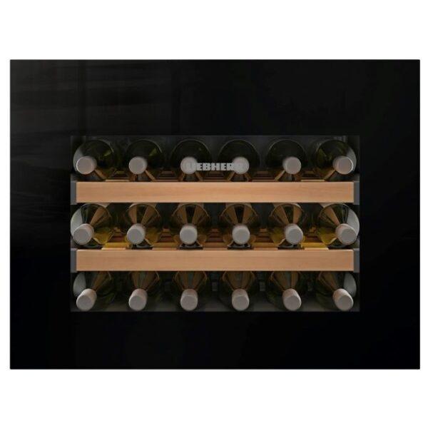Integreeritav kompaktne veinikülmik Liebherr WKEgb582