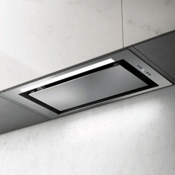 Integreeritav õhupuhasti kööki Elica HIDDEN 2.0 IXA60