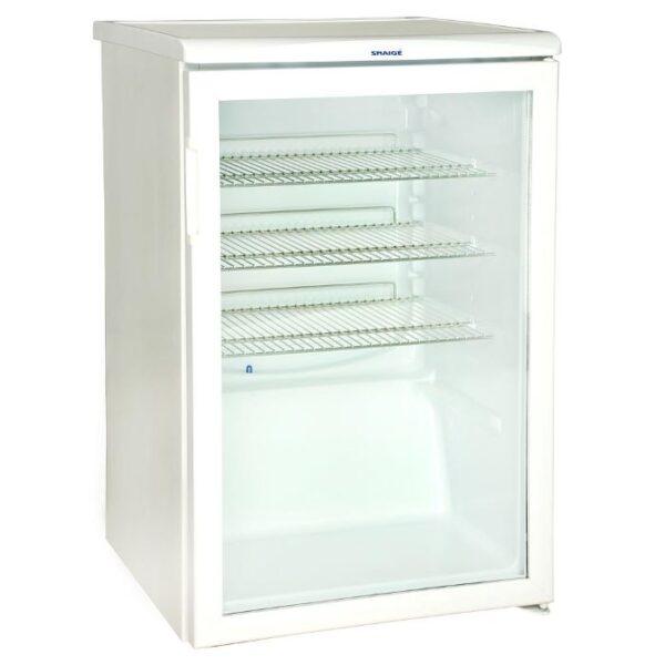 Snaige vitriinkülmik CD140-1002 valge 85cm