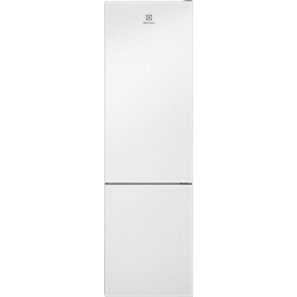 Külmik Electrolux LNT7ME34G1 NoFrost valge klaas 201cm