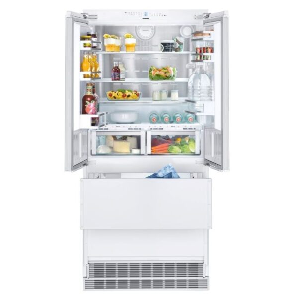 Integreeritav külmik-sügavkülmik Liebherr ECBN6256