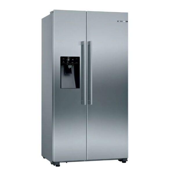 SBS külmik Bosch KAD93VIFP roostevaba