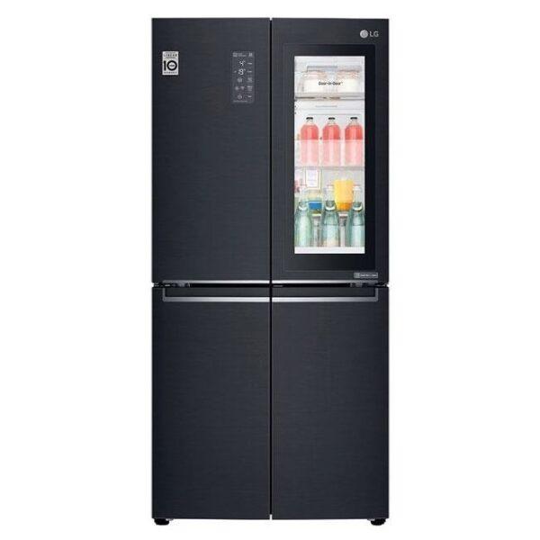 SBS külmik LG GMQ844MCKV