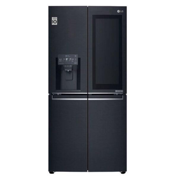 SBS külmik LG GMX844MCKV