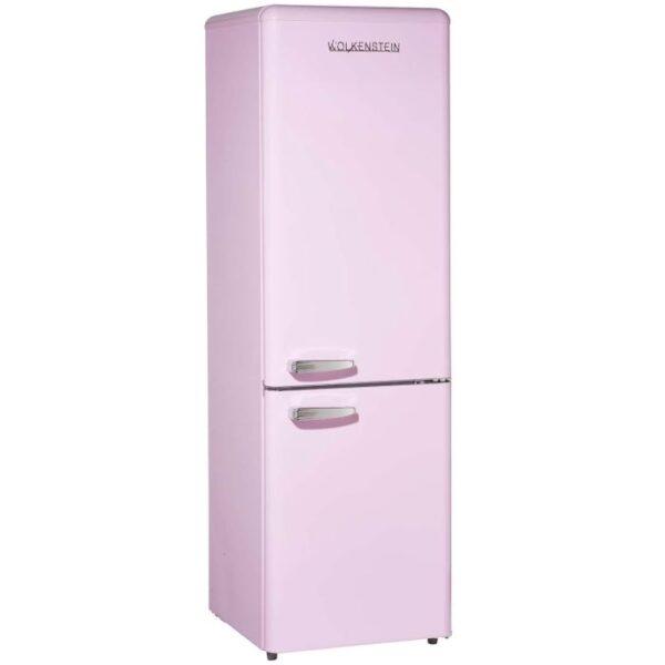 Wolkenstein retrokülmik sügavkülmik all KG250.4RTSP roosa
