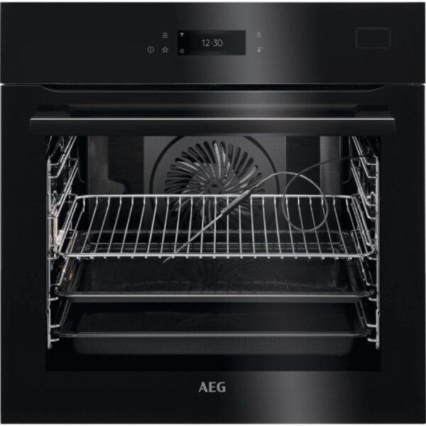 Auruahi toiduanduri ja pürolüütilise puhastusega AEG BSE778380B