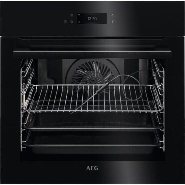Integreeritav ahi AEG BPE748380B isepuhastuv