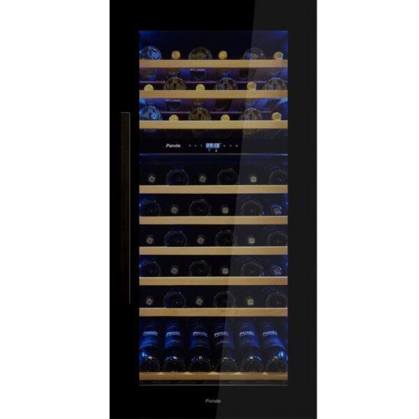 Integreeritav veinikülmik PANDO PVMAV 124-70CRR