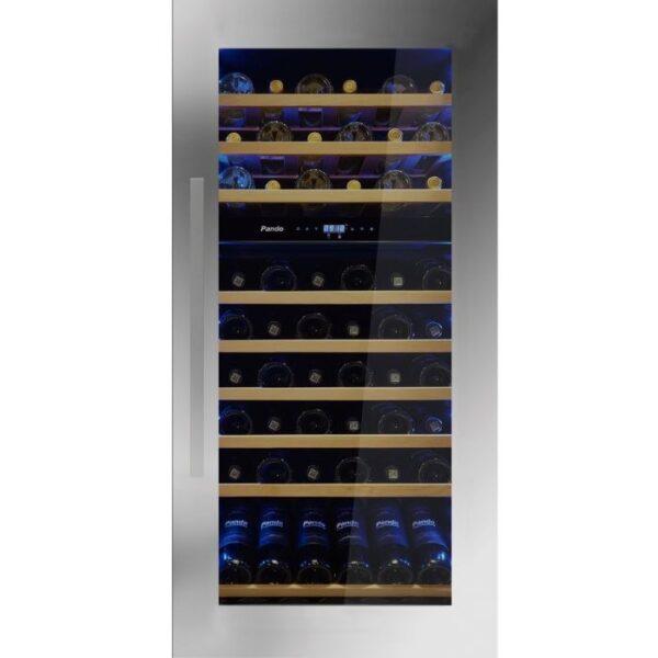 Integreeritav veinikülmik PANDO PVMAV 124-70XR