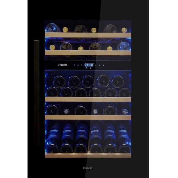 Integreeritav veinikülmik PANDO PVMAV 88-49CRR
