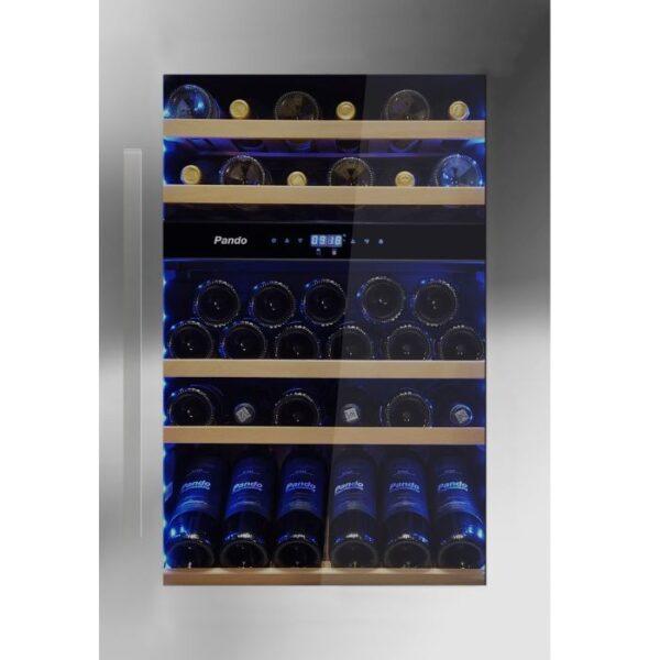 Integreeritav veinikülmik PANDO PVMAV 88-49XR